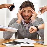 Stres, príčina hnačky